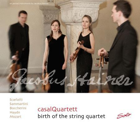 Casal Quartet: Birth of the St