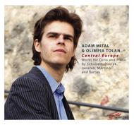Central Europe: Works for Cello