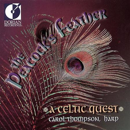 Peacock's Feather - a Celtic Q