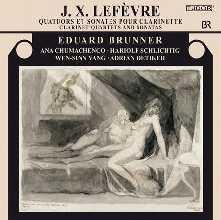 Clarinet Quartets and Sonatas
