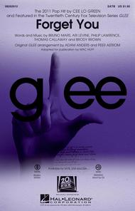 Forget You (featured on Glee) - ShowTrax CD