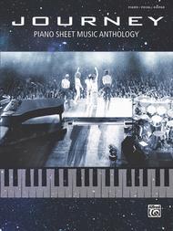 Journey -- Piano Sheet Music Anthology