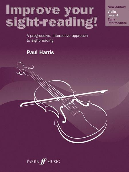 Improve Your Sight-reading! Violin, Level 4