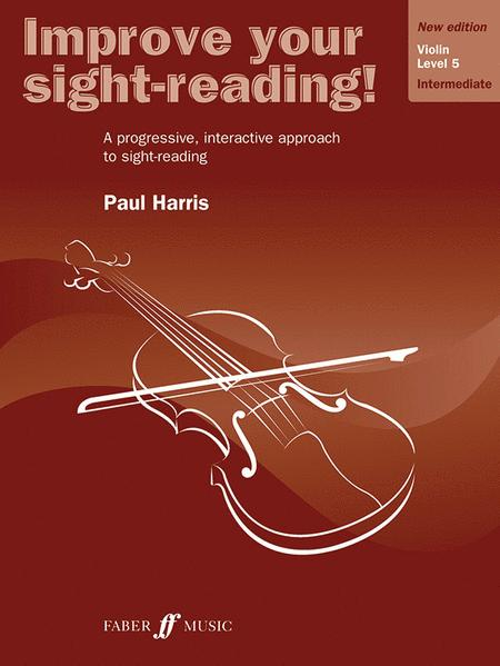 Improve Your Sight-reading! Violin, Level 5