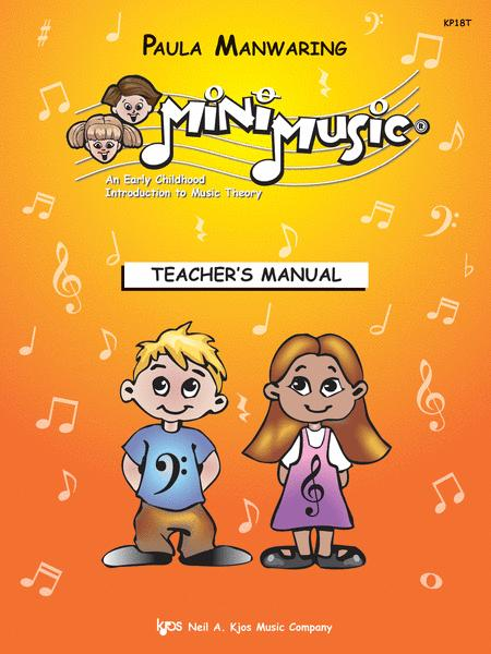 Minimusic Teacher's Kit