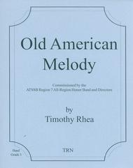 Old American Melody