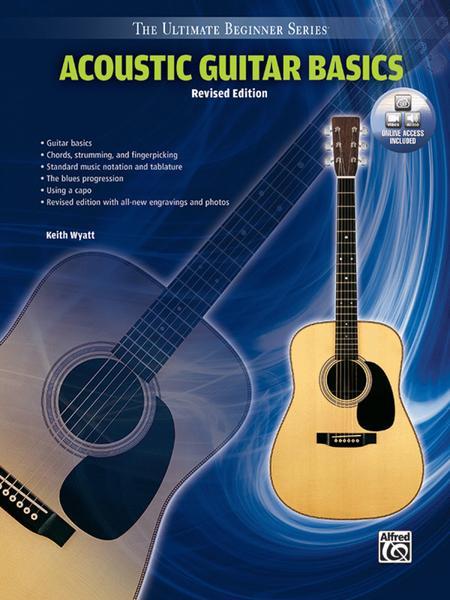 Ultimate Beginner Acoustic Guitar Basics Mega Pak