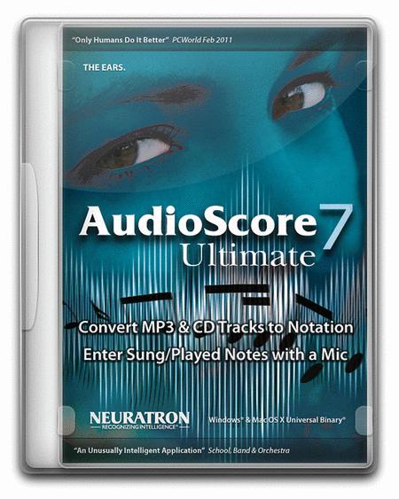 Audioscore Ultimate 7