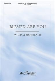 Blessed Are You