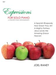 Expressions For Solo Piano