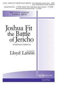 Joshua Fit The Battle Of Jericho