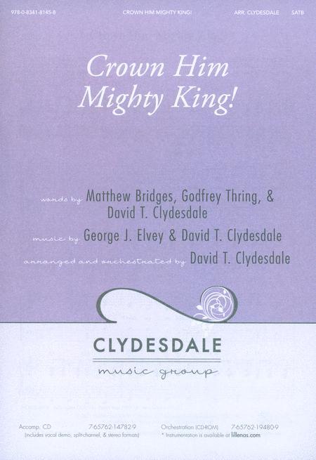 Crown Him Mighty King! (Anthem)