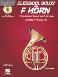 Classical Solos for Horn