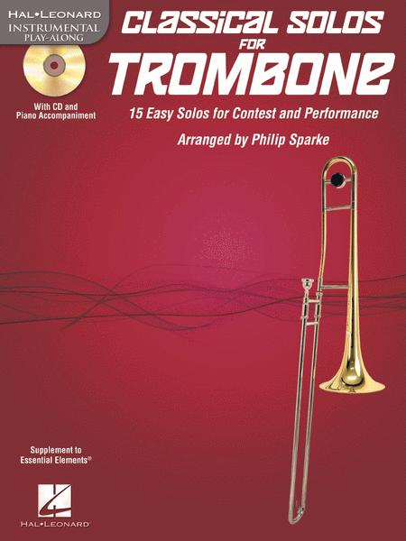 Classical Solos for Trombone