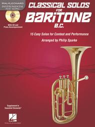 Classical Solos for Baritone B.C.