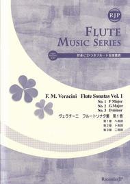 Flute Sonatas Vol. 1