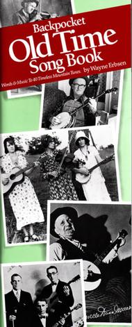 Backpocket Old Time Song Book