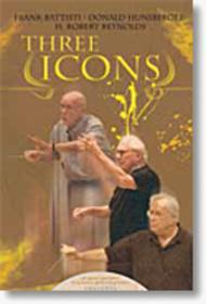 Three Icons (3-DVD set)