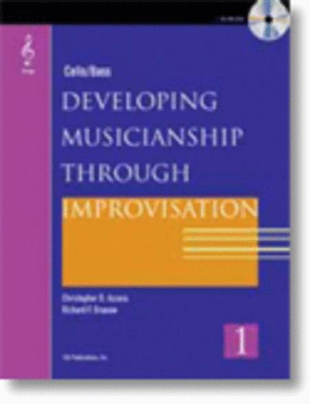 Developing Musicianship through Improvisation, Book 1 - Violin edition