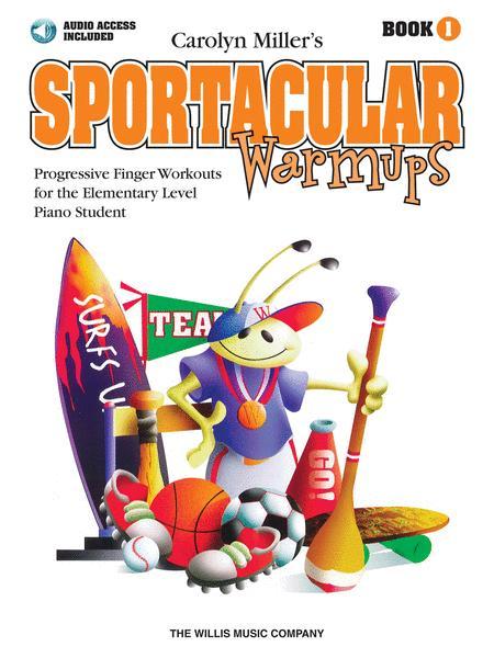 Sportacular Warmups - Book 1