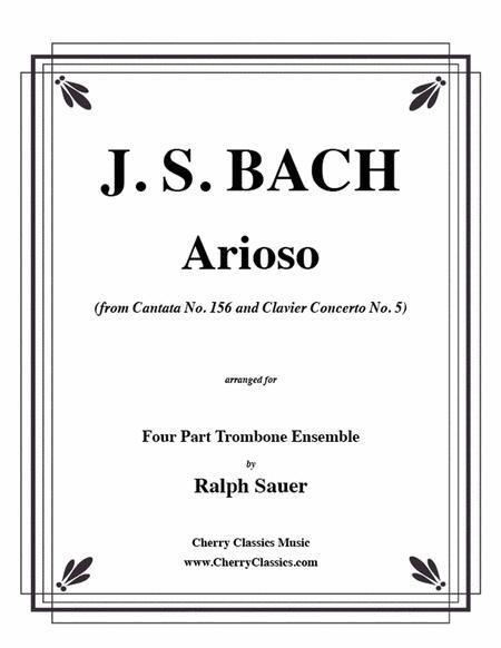 Arioso from Cantata No. 156 & Clavier Concerto No. 5