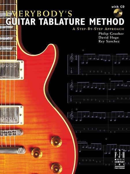 Everybody's Guitar Tablature Method (NFMC)
