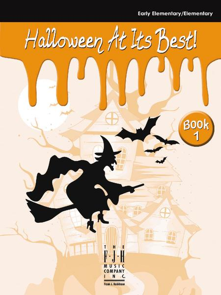 Halloween at its Best, Book 1