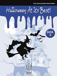 Halloween at its Best, Book 3