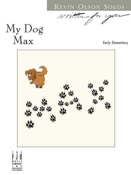 My Dog Max (NFMC)
