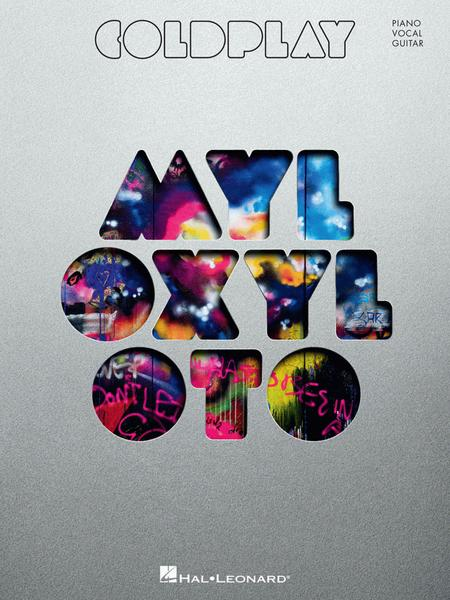 Language In 45 And 47 Stella Street: Mylo Xyloto Sheet Music By Coldplay