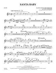 Santa Baby - Flute