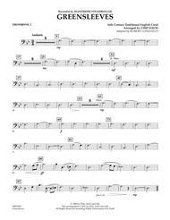 Greensleeves - Trombone 2