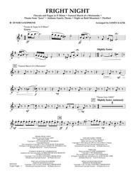 Fright Night - Bb Tenor Saxophone