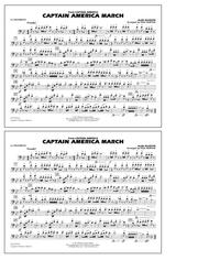 Captain America March - 1st Trombone