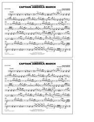 Captain America March - Quad Toms