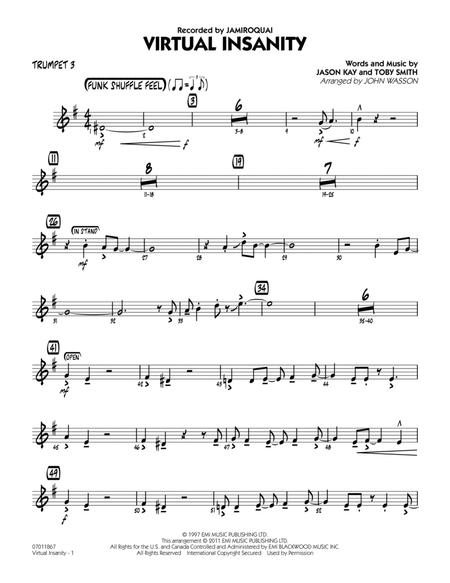 Virtual Insanity - Trumpet 3
