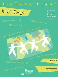 BigTime Kids' Songs
