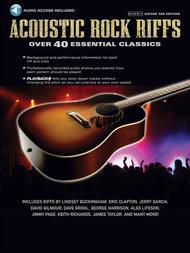 Acoustic Rock Riffs
