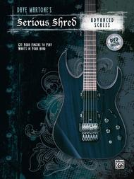 Dave Martone's Serious Shred -- Advanced Scales