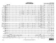 Love Shack - Full Score