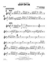 Lean On Me - Flute