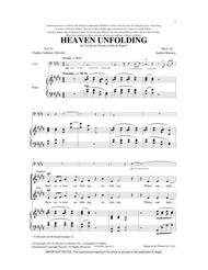 Heaven Unfolding