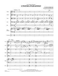 Cinema Paradiso - Full Score