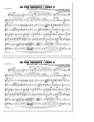 In The Heights: Part 3 - Eb Alto Sax