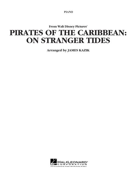 Pirates Of The Caribbean: On Stranger Tides - Piano