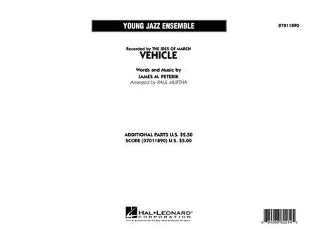 Vehicle - Full Score