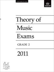 2011 Theory of Music Exams Grade 2