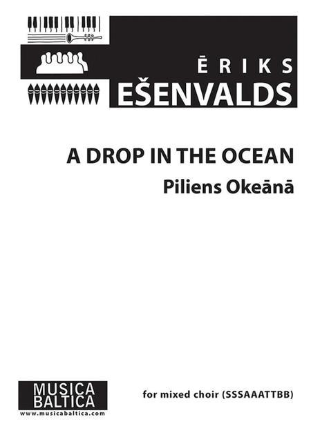 A Drop in the Ocean (2006)