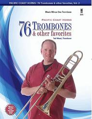 Pacific Coast Horns - 76 Trombones & Other Favorites, Vol. 2