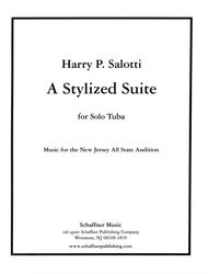 A Stylized Suite For Solo Tuba